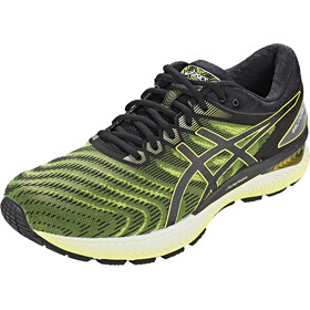 asics Gel-Nimbus 22 Schoenen Heren, safety yellow/black